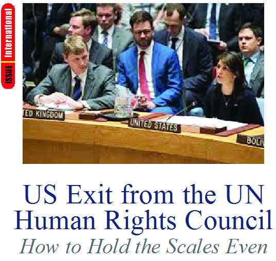US Exit from the UN Human Rights Council