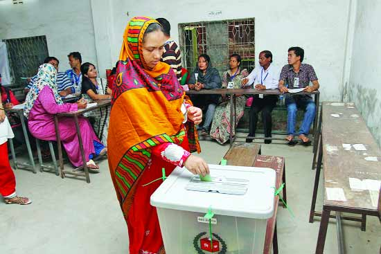The 11th national polls would be held on December 30, according to the revised schedule announced by the Election Commission. Four days earlier of this announcement, it was set for December 23